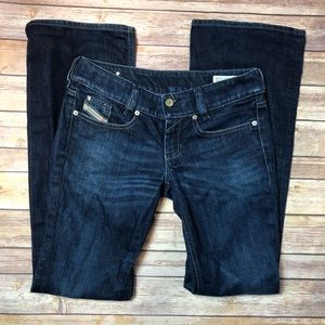 Diesel Denim Blue Jeans